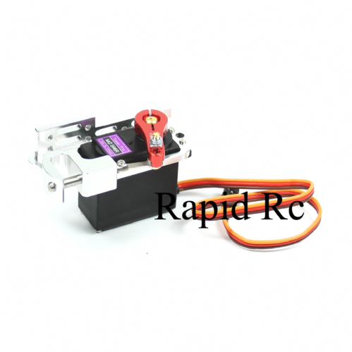 Glider Tow/Payload Release Unit with servo